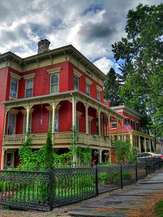 Catskill NY. Gorgeous old estates for sale! The Place to be! Artists, musicians, actors, actresses and the rich and famous love the Catskill's! Why aren't you here? Get your own! Call Upstate NY & Catskill's Real Estate & Land Expert. Kellie Place at Century 21 ~ 607-434-5263 http://www.century21upstatenewyork.com/