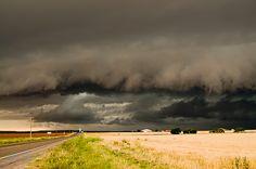 Super Cell Thunderstorm by brandonjpro.com, via Flickr