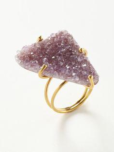 Raw Jasper Ring
