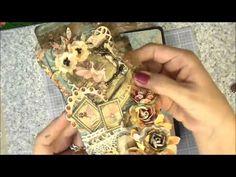 Justafew - EZ Manila Folder Mini part 2 - YouTube