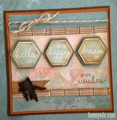 cReAtE with bReN yULe ~ tHe iNsPiRaTiOn InStiTuTe: Simply Inspired Blog Hop~Close To My Heart {CTMH} Hostess Sets!