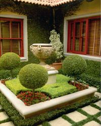 1000 Images About Small Space Landscaping On Pinterest Small Yards Small Backyards And Small