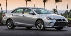 The 2017 Toyota Camry is a comfortable commuter without much pretension; a very good appliance for car buyers who prefer substance over style. Find out why the 2017 Toyota Camry is rated by The Car Connection experts. 2015 Toyota Camry, Mercedes Amg Gt R, Eco Friendly Cleaning Products, Eco Friendly Cars, Camry Se, 2017 Bmw, Subaru Legacy, Luxury Cars, Places To Visit