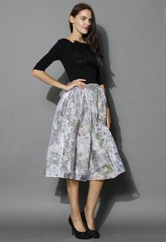 Timeless Grace Midi Dress - Dress - Retro, Indie and Unique Fashion