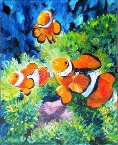 Clown Fish, Madang