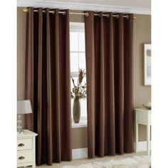 Chocolate Brown Curtains For Master Bedroom Part 11