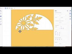 brother scan n cut tutorials Christmas series - 1st day of Christmas - YouTube