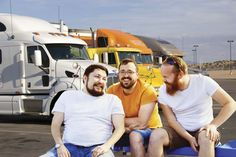 TRUCKERS WITH FRIENDS HAVE BETTER HEALTH