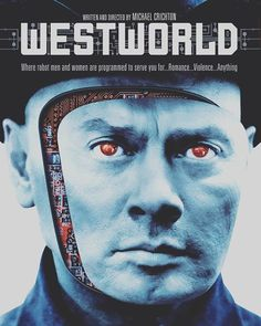 "Watching #westworld #1973 ""We aren't dealing with ordinary machines here."""
