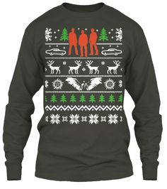 Ugly Sweater Shirt. I have never been so happy with an apparel purchase!
