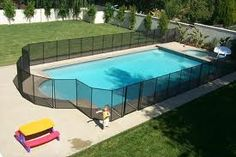 Pool Safety Tip: Install a four-foot or taller fence around the pool and spa and use self-closing and self-latching gates; ask your neighbors to do the same at their pools.