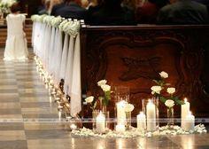 Ślub w blasku świec Katedra Poznańska