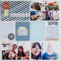Project Life Week 13 - Scrapbook.com