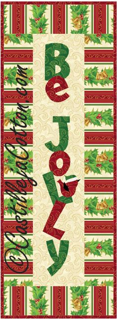 Christmas Card Trees Quilt Pattern IJ-1125 by Indygo Junction - Amy ...