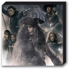 Pirates of the Caribbean Movies and Soundtracks