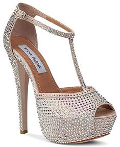 Steve Madden #shoes #Pumps #sparkle #shine #macys BUY NOW!