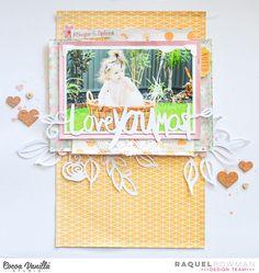 Love you Most *Cocoa Vanilla Studio* - Scrapbook.com