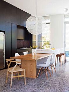 Australian House & Garden . Mooi Pendant . Kitchen Interior