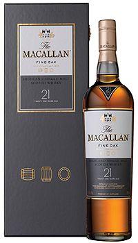 Macallan 21yr $549.99
