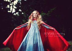 Red Riding Hood by Skye Hardwick Edmonds on the Reverie Inspiration Blog for Child Photogs #reverie http://www.reveriemine.com