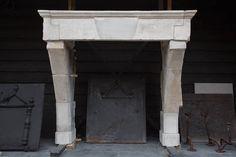 Antieke kasteelschouw