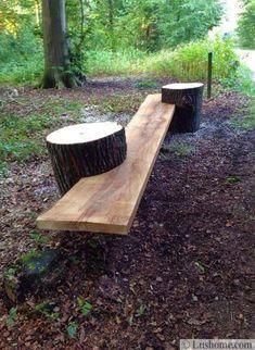 Backyard Seating, Outdoor Seating, Backyard Patio, Backyard Landscaping, Landscaping Ideas, Garden Seating, Walkway Ideas, Firepit Ideas, Backyard Designs