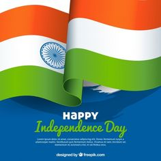 India flag background for independence d... | Free Vector #Freepik #freevector #background #flag #india #festival Independence Day Slogans, Independence Day Poster, Independence Day Special, Independence Day Background, India Independence, Speech On 15 August, Indian Dress Up, Suprabhat Images, Indian Flag Images