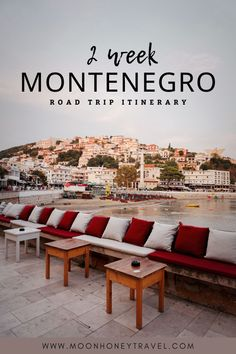 Planning a Montenegro Road Trip? Use this perfect Montenegro itinerary to find out where to go, where to stay and what to see and do. Road Trip Map, Road Trips, Montenegro Travel, Europe Travel Tips, Travel Destinations, Ultimate Travel, Solo Travel, Travel Inspiration, Coastal