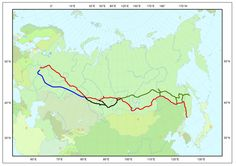 Transzszibériai vasútvonal