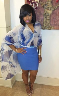 Love Toya's Outfit