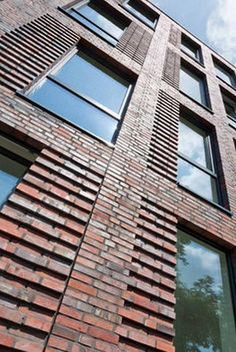 Best White Brick Wall Ideas on Internet [Best Decor] Looking for best photo and gallery about white brick wall? Architecture Design Concept, Detail Architecture, Plans Architecture, Contemporary Architecture, Contemporary Apartment, Chinese Architecture, Architecture Office, Futuristic Architecture, White Brick Walls
