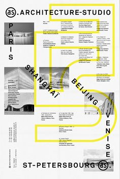 "unquoted-sheets: ""AS.ARCHITECTURE-STUDIO / les Graphiquants 2014 "" Art+Design+Fashion+Interiors @ inzpired.tumblr.com"
