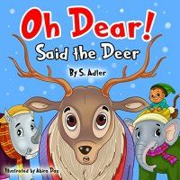 """Children's picture books:""""OH DEAR SAID THE DEER"""":Bedtime story(Beginner readers)values(Funny)Rhymes(Animal - Free eBook! - http://freebiefresh.com/childrens-picture-booksoh-dear-said-the-free-kindle-review/"""