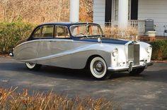 Rolls-Royce & Bentley — Rolls-Royce Silver Cloud and Matching Bentley by...