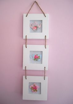 Pin Win DIY picture frame