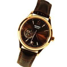 A-Watches.com - Orient Automatic DB0A001T Semi Skeleton Dress Watch, $182.00 (http://www.a-watches.com/orient-automatic-db0a001t/)