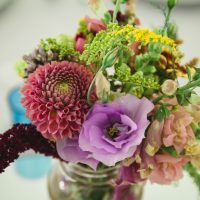 If you and your family and friends are DIY savvy and are ready to take them on, locally grown flowers are a way to create vibrant, of-the-moment seasonal arrangements on a small budget. Diy Wedding Flowers, Growing Flowers, Farmer, Getting Married, Vibrant, Budget, Seasons, Create, Friends