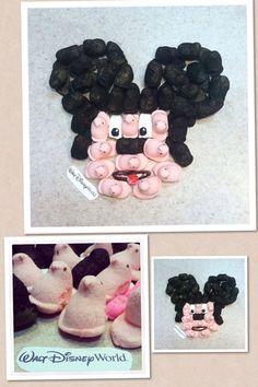 PEEP MICKEY!  #Peeps #Disney
