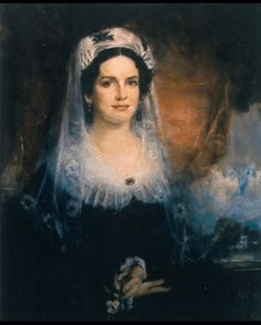 First Lady Rachel Jackson, wife of Andrew Jackson, was the target of a vicious slander campaign during her husband's bid to be president. She died shortly after he won the presidency, and Andrew always blamed his political rivals for her death.