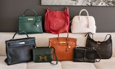 Groupon - Vintage Hermés Handbags. Multiple Styles Available from $ 2,990–$13,900. in Online Deal. Groupon deal price: $7,990