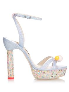 Loren Dreamy crystal-embellished platform sandals | Sophia Webster | MATCHESFASHION.COM