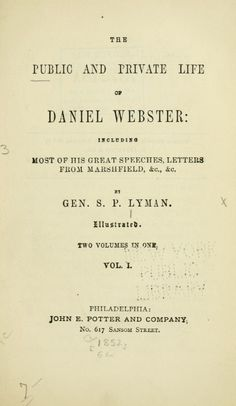 On fishing for cod and haddock and Daniel Webster's recipe for chowder, pages 62-63.