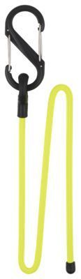 Nite Ize Clippable Gear Tie - Neon Yellow - 24'' Single Pack