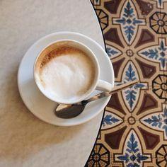 A coffee moment at Salumeria Lamuri in Berlin by Jessica Jungbauer