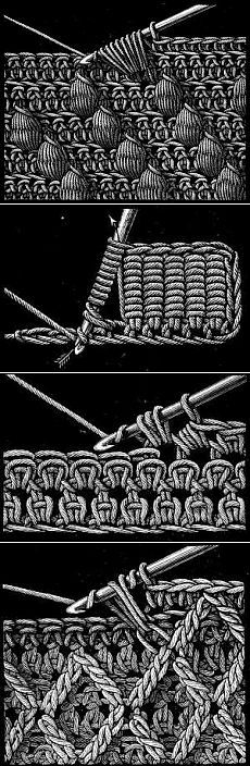 вязание крючком-спицами | Записи с меткой вязание крючком-спицами | Дневник Лана_Берг