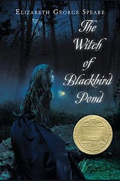 The Witch of Blackbird Pond by Elizabeth George Speare - BookBub Children Book Quotes, Childrens Books, Witch Of Blackbird Pond, Good Books, Books To Read, Reading Books, Kids Reading, Newbery Medal, Historical Fiction Books