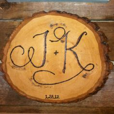 """Pyrography. just one lietter """"s"""" and lots of textures in between"""