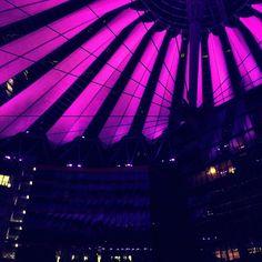 Berlin - Sony Center #berlin #germany #der #tour #reise #travel #berlinstagram #berlinwall #sony #sonycenterberlin #sonycentre #sonycenter