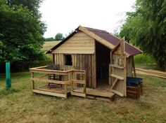 Canning pallets house #House, #Pallets