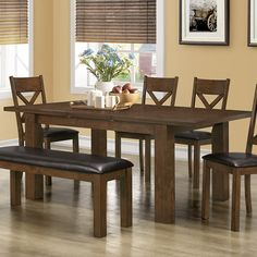 Extendible Dining Table